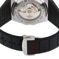 OMEGA Constellation Double Eagle Automatic Co-Axial Chronograph Gents Watch 121.32.44.52.01.001